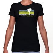 Womens rahui t-shirt English