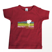 Rahui t-shirt infant English